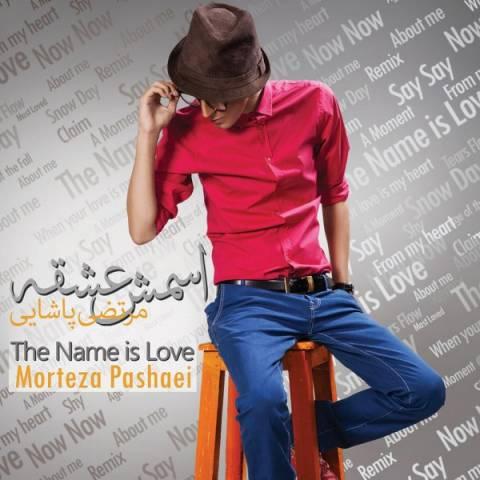 دانلود آلبوم مرتضی پاشایی بنام اسمش عشقه