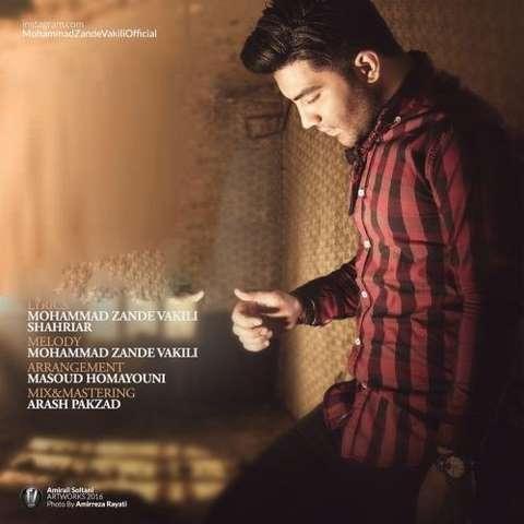 دانلود آهنگ جدید محمد زندوکیلی بنام حال دل