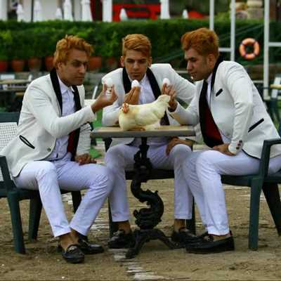دانلود موزیک ویدیو جدید سه برادر خداوردی بنام تخم دو ۲ زرده