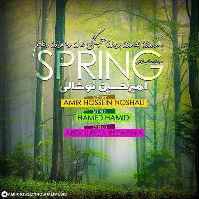 دانلود آهنگ جدید امیرحسین نوشالی بنام بهار
