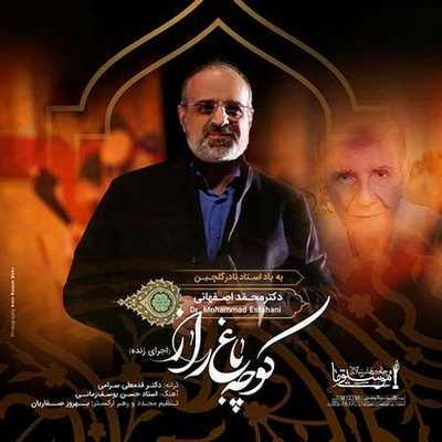 دانلود آهنگ جدید محمد اصفهانی بنام کوچه باغ راز