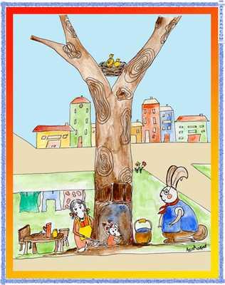 دانلود آهنگ یه روز یه آقا خرگوشه ویژه کودکان