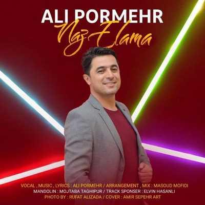دانلود آهنگ جدید علی پرمهر بنام ناز ائلمه