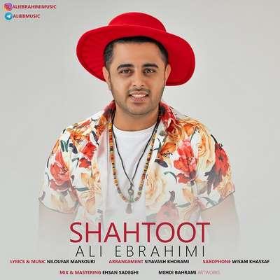دانلود آهنگ جدید علی ابراهیمی بنام شاه توت