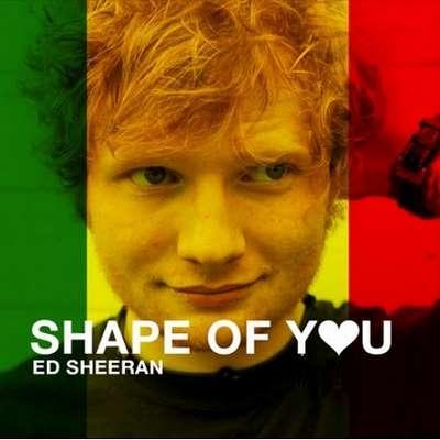 دانلود آهنگ Shape Of You از Ed Sheeran با کیفیت 320