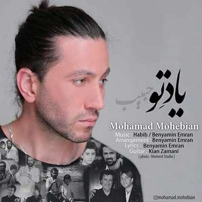 دانلود آهنگ جدید محمد محبیان بنام یاد تو