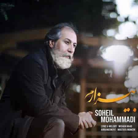 دانلود آهنگ جدید سهیل محمدی بنام بیزارم