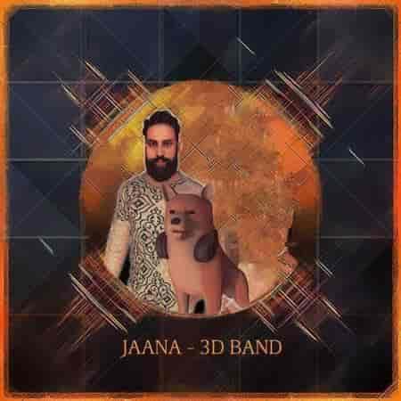 دانلود آهنگ 3D Band بنام ای جانا
