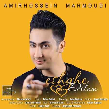 دانلود آهنگ جدید امیرحسین محمودی بنام عشق دلم