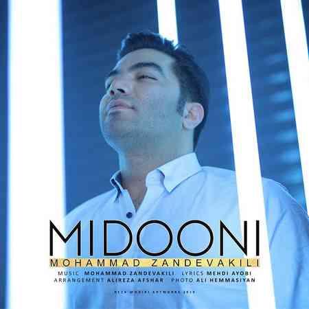 دانلود آهنگ جدید محمد زندوکیلی بنام میدونی