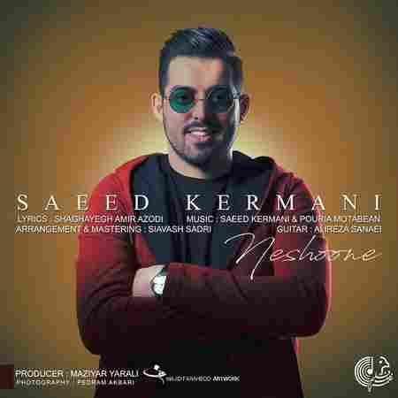 دانلود آهنگ جدید سعید کرمانی بنام نشونه
