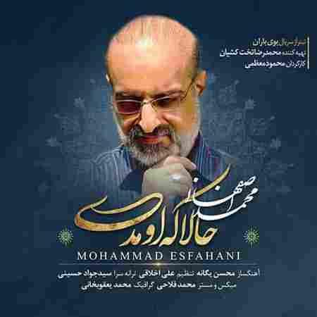 دانلود آهنگ جدید محمد اصفهانی بنام حالا که اومدی