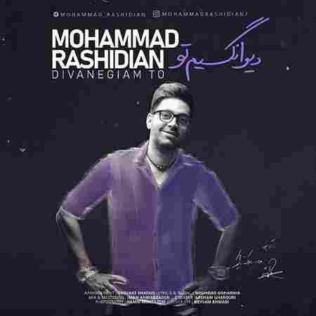 دانلود آهنگ جدید محمد رشیدیان بنام دیوانگیم تو