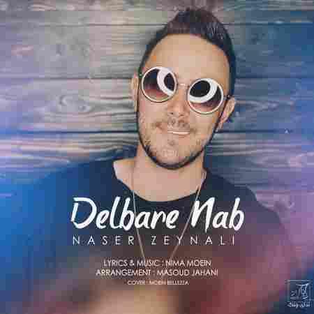 دانلود آهنگ جدید ناصر زینلی بنام دلبر ناب