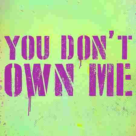 دانلود آهنگ You Dont Own Me