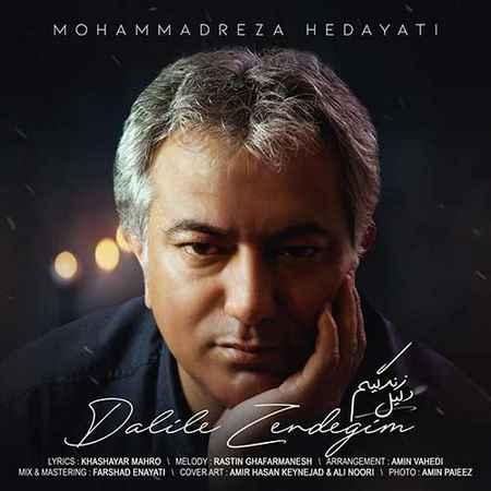 دانلود آهنگ دلیل زندگیم تویی منو هوایی میکنی محمدرضا هدایتی